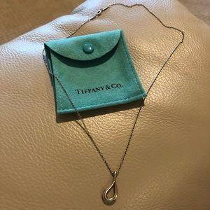 Tiffany & Co. Jewelry - Tiffany sterling Elsa Peretti necklace